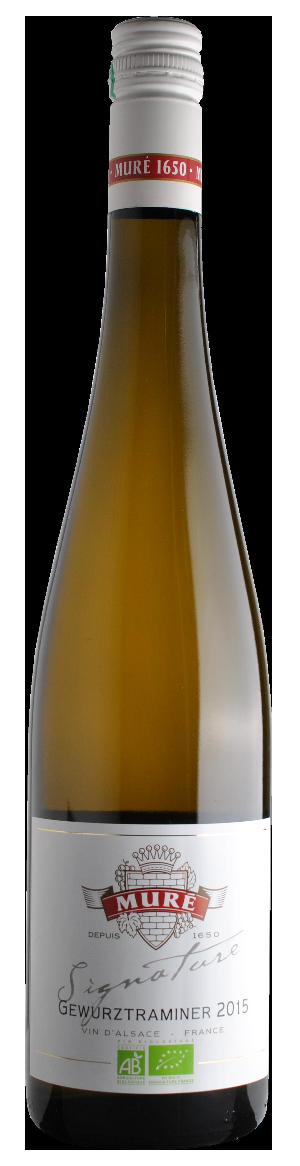 Gewurztraminer Signature - Domaine Muré - Vins Pirard